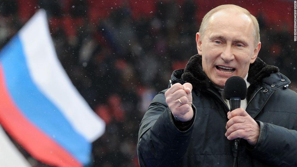 Πούτιν: Η Ρωσία θα συνεχίσει να ενισχύει την αμυντική της ικανότητα