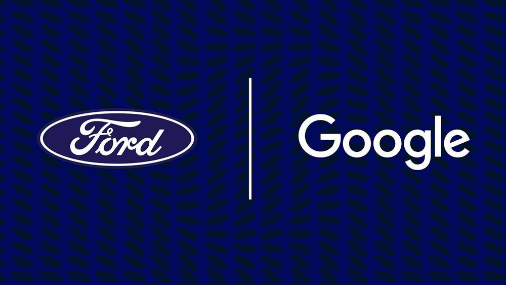 Ford+Google
