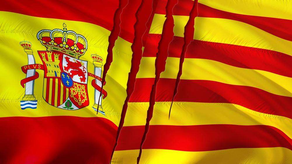 Κλιμακώνεται η κρίση στην Ισπανία -ανθρώπινη ασπίδα φτιάχνουν οι αυτονομιστές