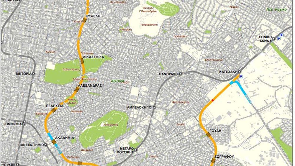 Γραμμή 4 Μετρό: Ανοίγουν οι οικονομικές προσφορές-Τι ακολουθεί