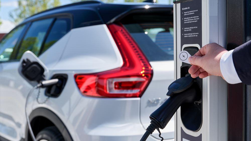 Η Volvo Cars και η Plugsurfing προσφέρουν πανευρωπαϊκή υπηρεσία φόρτισης για όλα τα ηλεκτρικά μοντέλα
