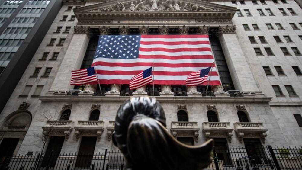 Μεικτά πρόσημα στη Wall Street με το βλέμμα στα μάκρο