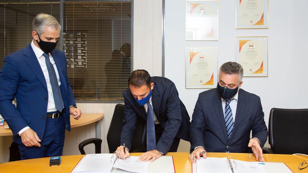Υπεγράφη η σύμβαση ανάθεσης στη Logicom Solutions για υποέργο του ΣΥΖΕΥΞΙΣ ΙΙ