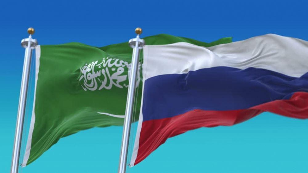 ρωσία-σαουδική-αραβία