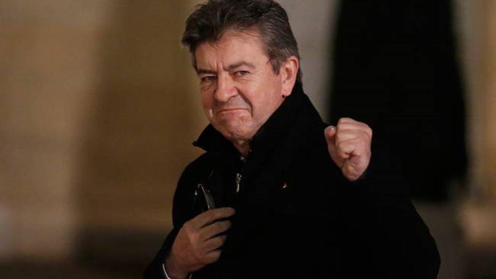 Γαλλία: Ποινή φυλάκισης με αναστολή επιβλήθηκε στον ηγέτη της Αριστεράς Ζαν-Λικ Μελανσόν