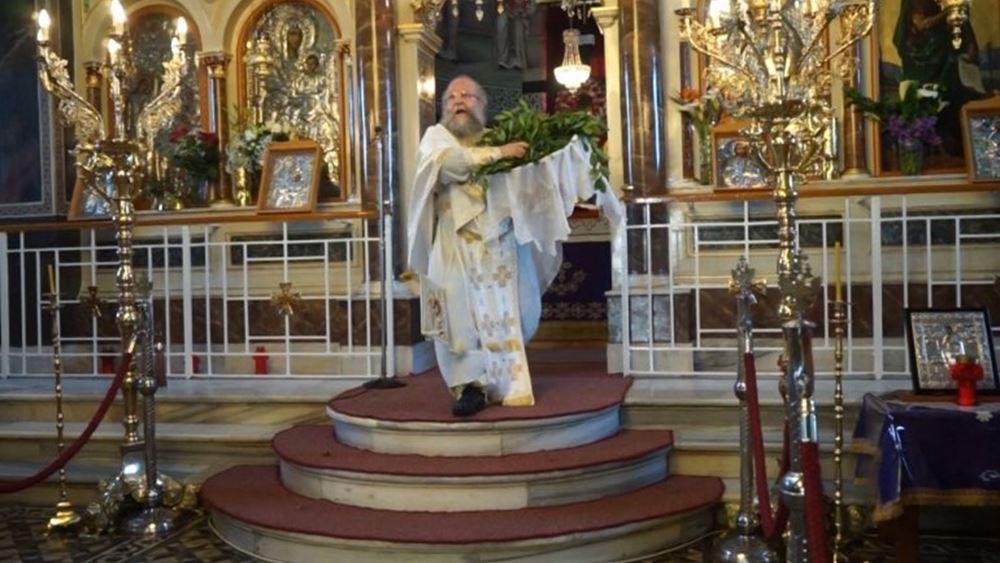 Συνελήφθη ιερέας σε εκκλησία της Χίου