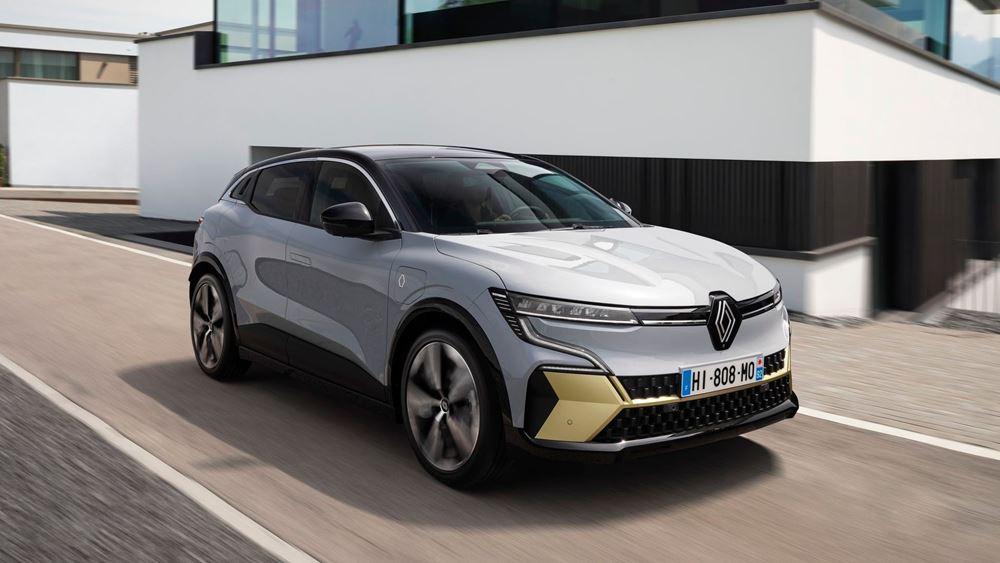 To νέο Renault Megane E-Tech Electric