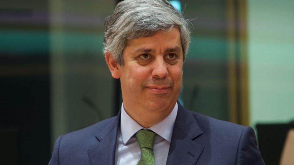 Ο Πορτογάλος Mário Centeno νέος πρόεδρος του Eurogroup
