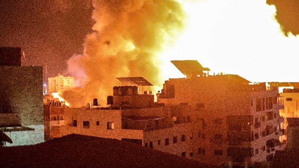 Συνεχίζονται οι εχθροπραξίες στη Λωρίδα της Γάζας - Τηλεδιάσκεψη των ΥΠΕΞ της ΕΕ