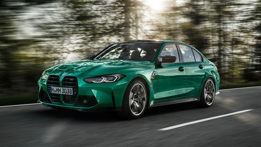 Ξεκίνησε η παραγωγή της νέας BMW M3