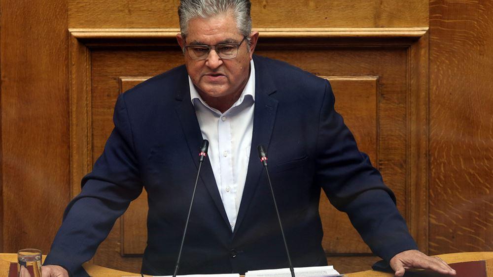 Δ. Κουτσούμπας: Η ελληνογαλλική συμφωνία δεν αφορά την άμυνα της χώρας και τα λαϊκά συμφέροντα