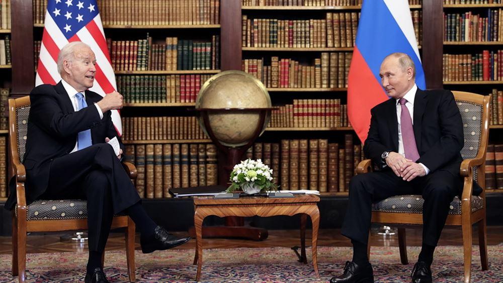Η (νέα) Ρωσία του Πούτιν συνάντησε τη (νέα) Αμερική του Μπάιντεν