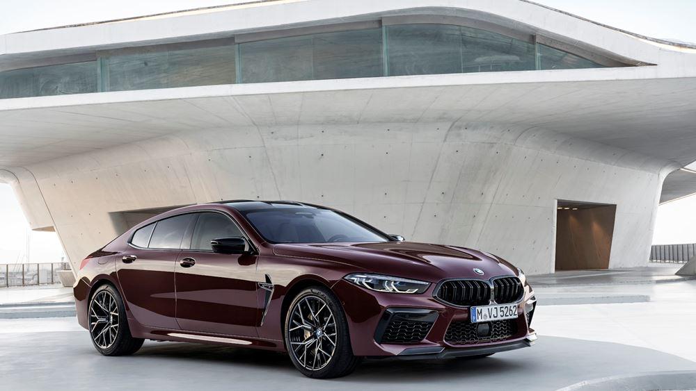 Νέες BMW M8 Gran Coupe και BMW M8 Competition Gran Coupe