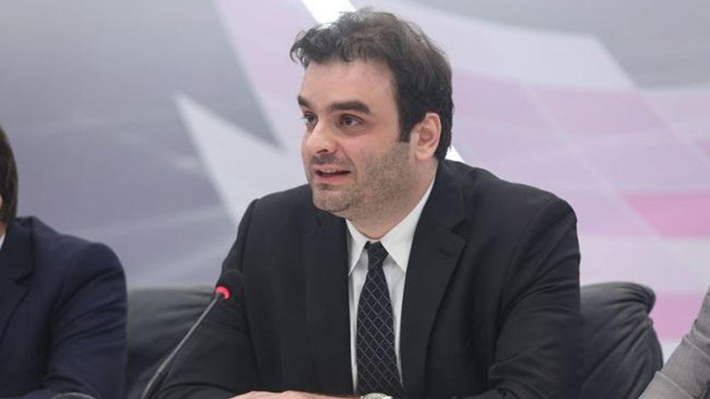 Πιερρακάκης: Το 20% των πόρων του Ταμείου Ανάκαμψης θα κατευθυνθεί για τον ψηφιακό μετασχηματισμό