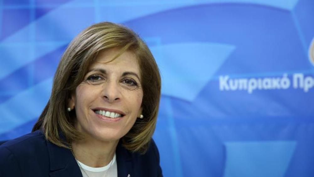 Η Επίτροπος Στ. Κυριακίδου επισκέπτεται αύριο την Αθήνα
