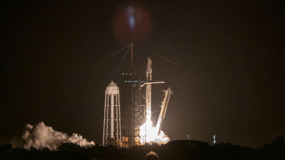 Ξεκίνησε το ταξίδι του σκάφους της SpaceX προς τον Διεθνή Διαστημικό Σταθμό