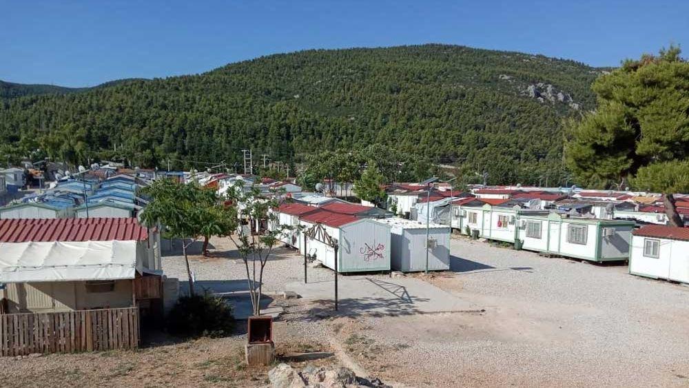 Προβλήματα στη λειτουργία της δομής Νέα Μαλακάσα διαπιστώνει η ΜΚΟ «Υποστήριξη Προσφύγων στο Αιγαίο»
