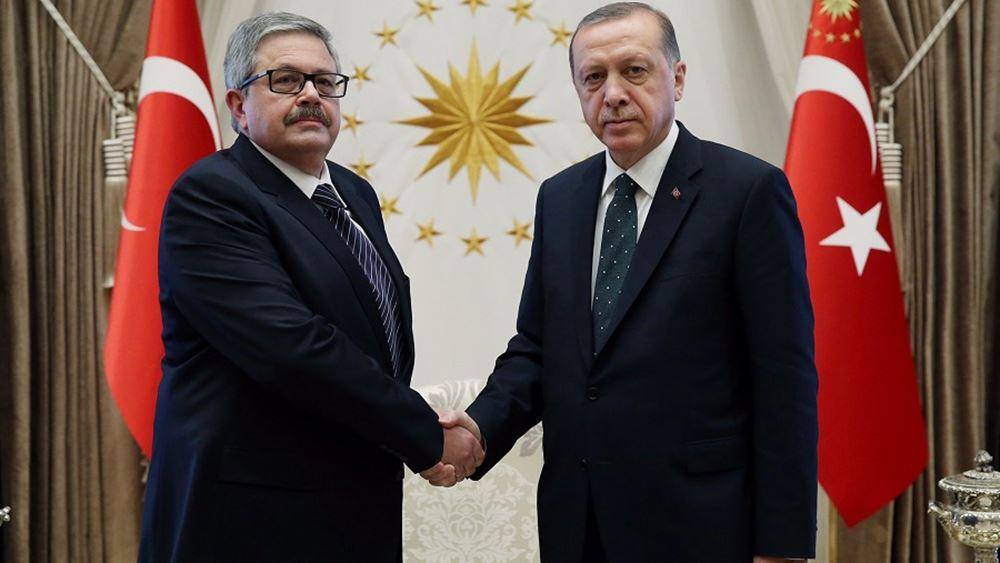 Ρώσος πρέσβης στην Τουρκία: Δέχομαι απειλές για τη ζωή μου