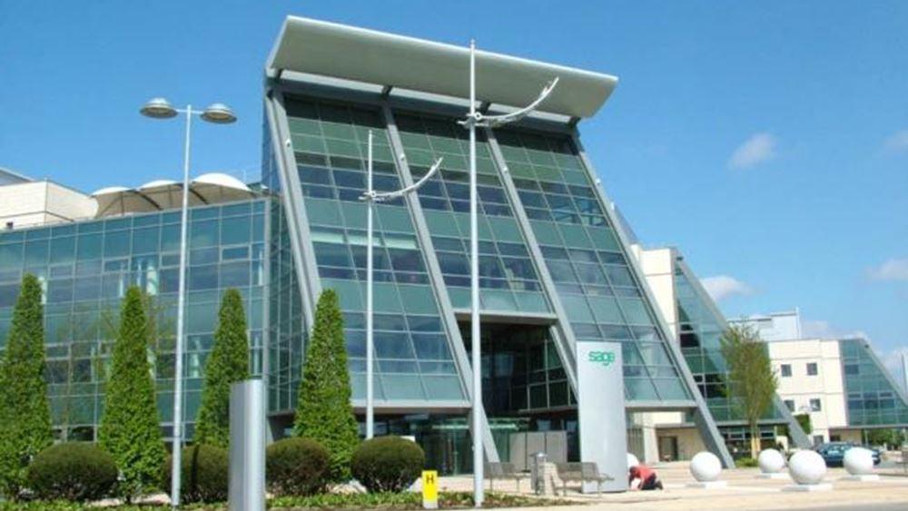 Αυξήθηκαν 16% τα προ φόρων κέρδη της Sage Group