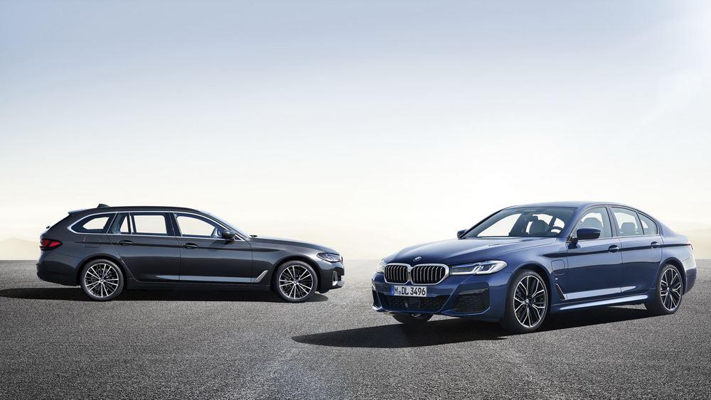 Η νέα BMW Σειρά 5