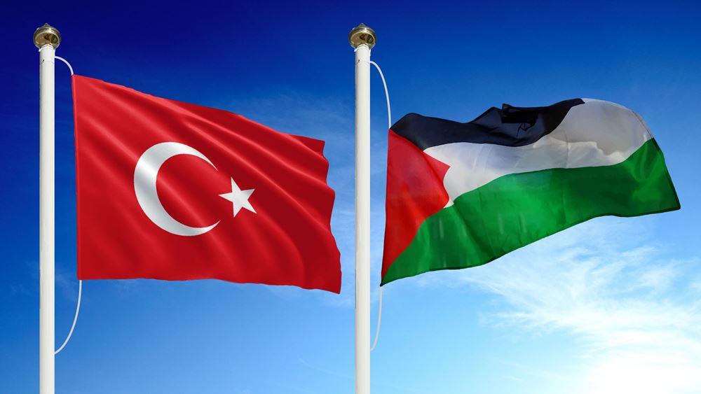 Έτοιμη να υπογράψει συμφωνία για ΑΟΖ με την Τουρκία δηλώνει η Παλαιστίνη