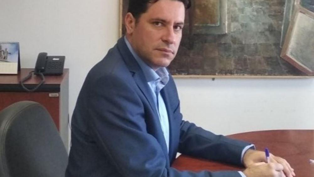 Αναθεώθηκε για 4 χρόνια η θητεία του Φ. Κουρμούση στη θέση του Ειδικού Γραμματέα Διαχείρισης Ιδιωτικού Χρέους
