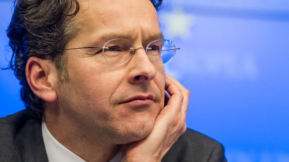 Dijsselbloem: Δεν ισχύει ότι η διαπραγμάτευση με την Ελλάδα έχει εκτροχιαστεί