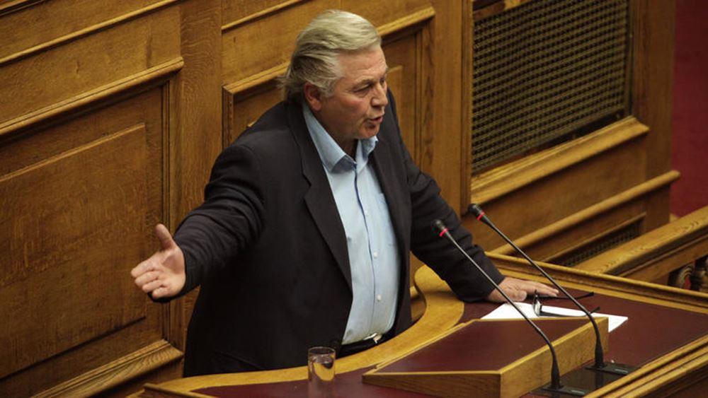 Θ. Παπαχριστόπουλος: Στηρίζει την κυβέρνηση και ψηφίζει τη Συμφωνία των Πρεσπών