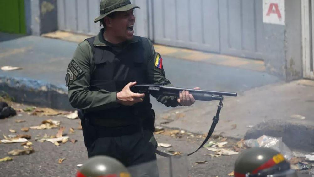 Βενεζουέλα: 4 νεκροί, 58 τραυματίες, 9 αγνοούμενοι στις συγκρούσεις στα σύνορα
