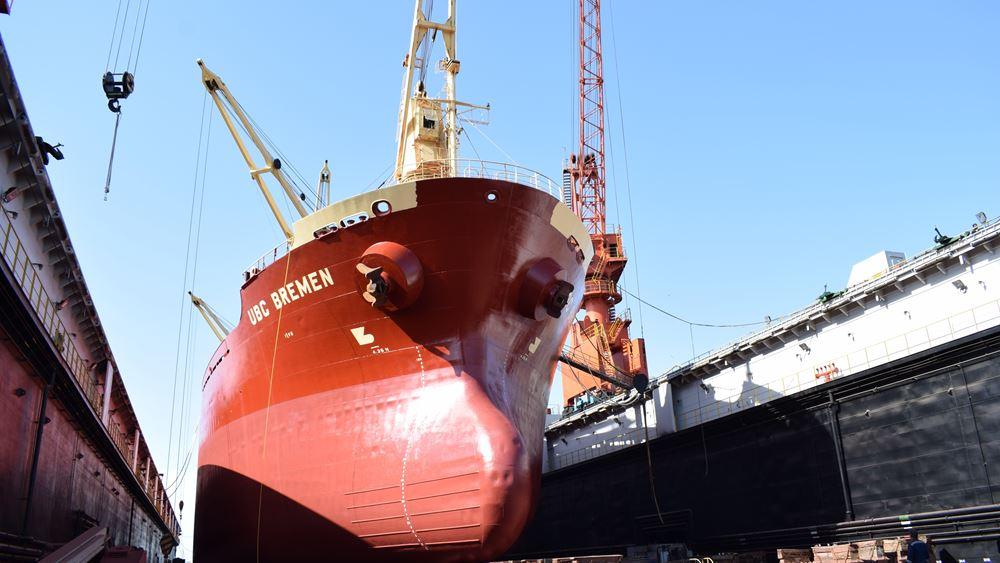 Τραυματισμός 48χρονου εργαζόμενου στη ναυπηγοεπισκευαστική ζώνη Περάματος