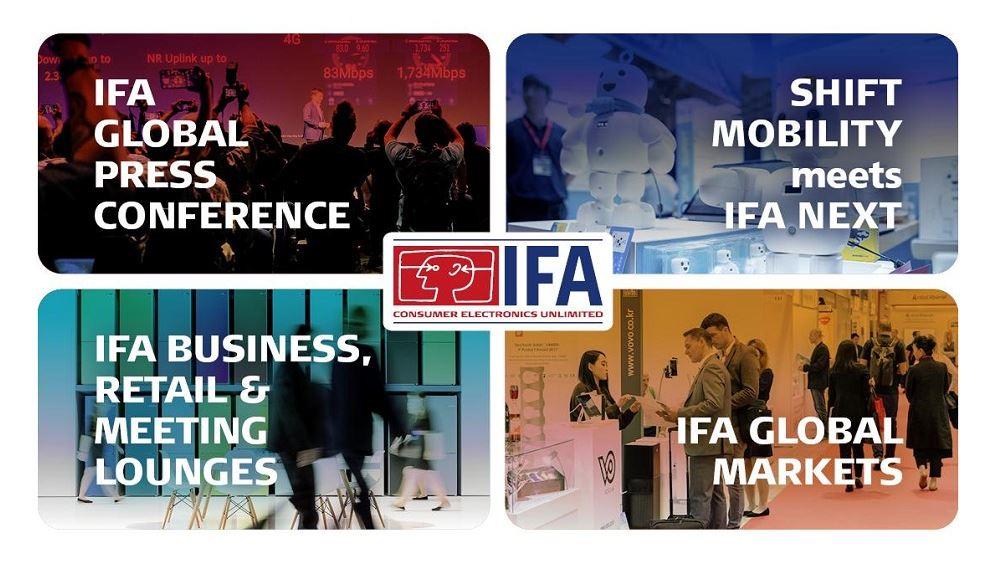 Με νέο concept, στις 3-5 Σεπτεμβρίου, η Διεθνή Έκθεση Ηλεκτρικών-Ηλεκτρονικών Συσκευών, IFA 2020