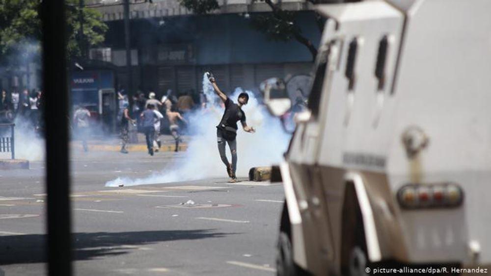 Γκουαϊδό στη DW: Oι ένοπλες δυνάμεις δεν στηρίζουν πια τον Μαδούρο