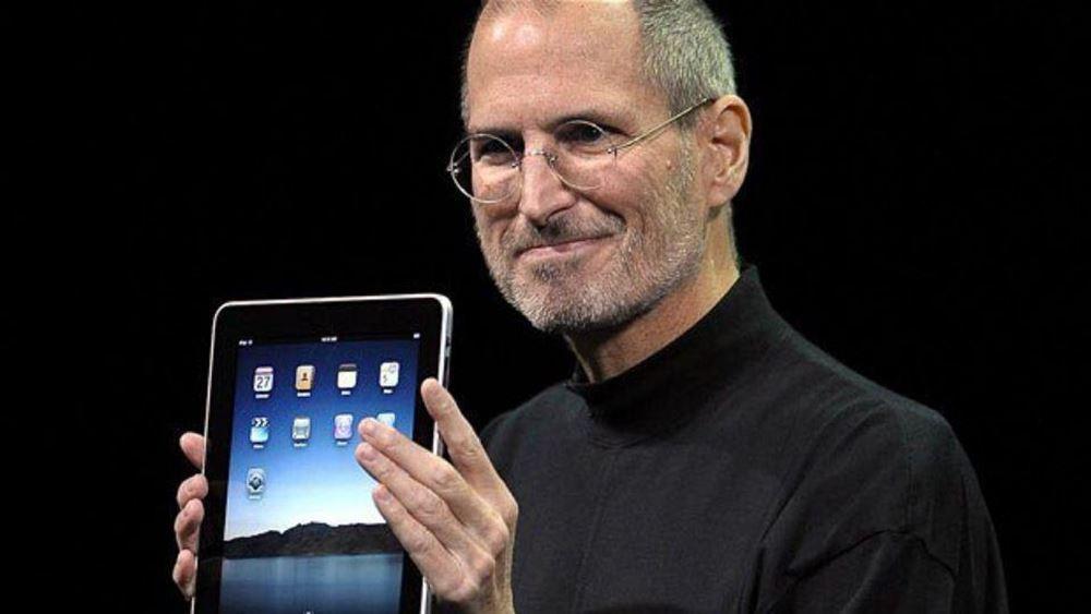 Το όραμα του Steve Jobs για τα iPad απέτυχε