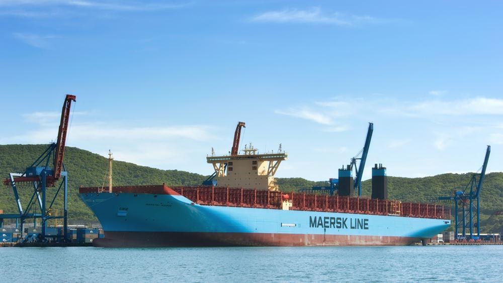 Moeller-Maersk: Αυξήθηκε η ζήτηση, εκτινάσσοντας και τα κέρδη