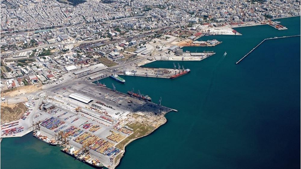 Θεσσαλονίκη: Αναχώρησε το πρώτο τρένο από το λιμάνι για το dry port της Σόφιας