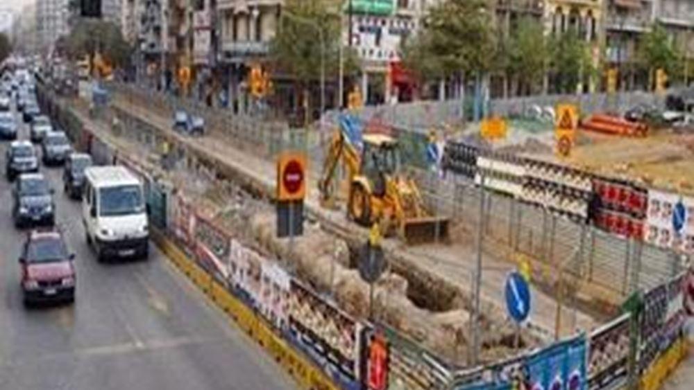 Θεσσαλονίκη: Αντιπαράθεση Ταχιάου - Νοτοπούλου για την πορεία των έργων του Μετρό