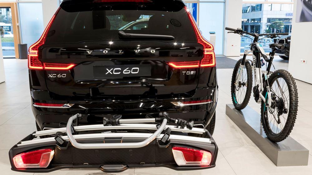 Η Volvo Car Hellas προωθεί τις βιώσιμες μετακινήσεις