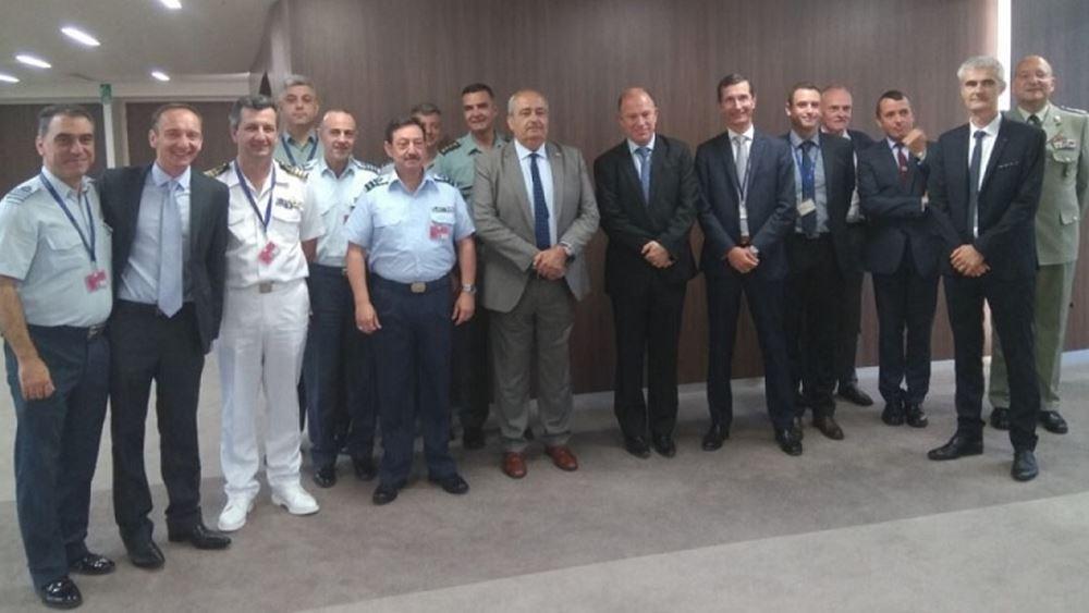 Στο Παρίσι η 29η σύσκεψη της Μικτής Επιτροπής Αμυντικοτεχνικής συνεργασίας Γαλλίας - Ελλάδας