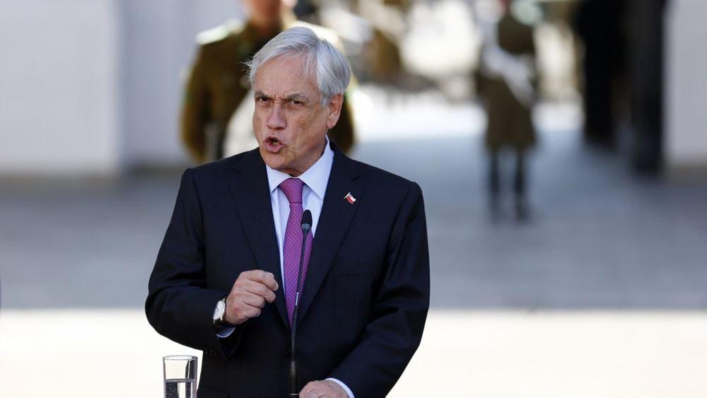 Χιλή: Ανακοινώθηκε νέο πακέτο στήριξης της μεσαίας τάξης ύψους 1,5 δισ. δολαρίων