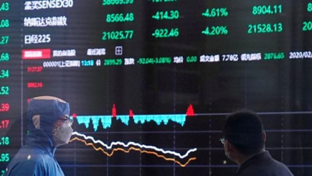 Τεράστιο το οικονομικό πλήγμα της πανδημίας, σύμφωνα με μεγάλες τράπεζες