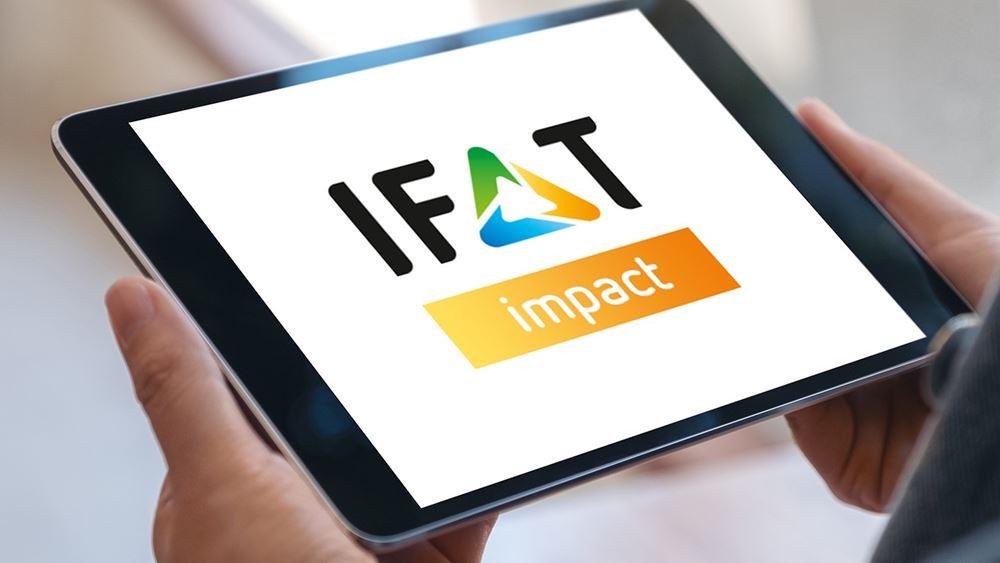Διαδικτυακά events με την ονομασία IFAT Impact