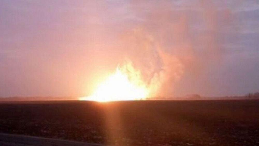 Ρωσία: Φωτιά σε αγωγό φυσικού αερίου στη Σιβηρία-φόβοι για ρύπανση
