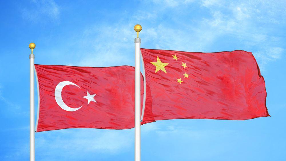 Τουρκία-Κίνα: Επένδυση άνω των δύο δισεκατομμυρίων ευρώ για μπαταρίες ιόντων λιθίου