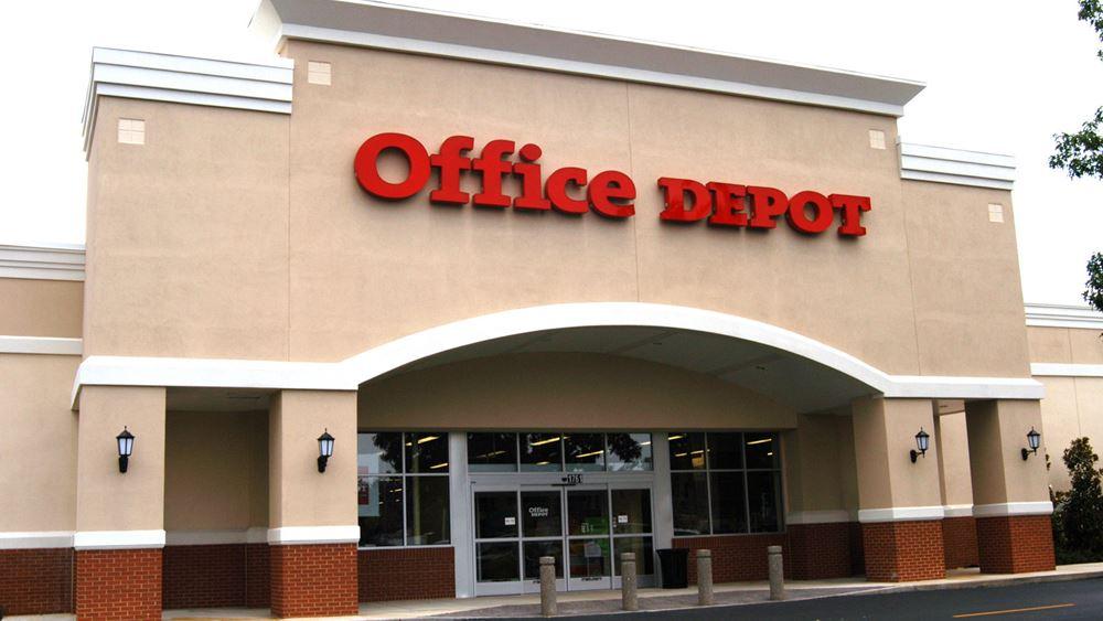 Μειώθηκαν τα καθαρά κέρδη της Office Depot στο γ΄ τρίμηνο