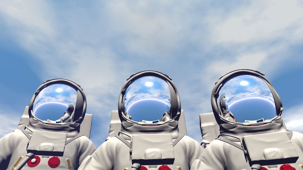 ΗΠΑ: Σε καραντίνα παραμένει το πλήρωμα της διαστημικής αποστολής Expedition 63