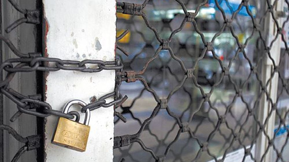Κορονοϊός: Λουκέτο για 15 μέρες σε δύο καταστήματα χθες σε Πλάκα και Γκάζι