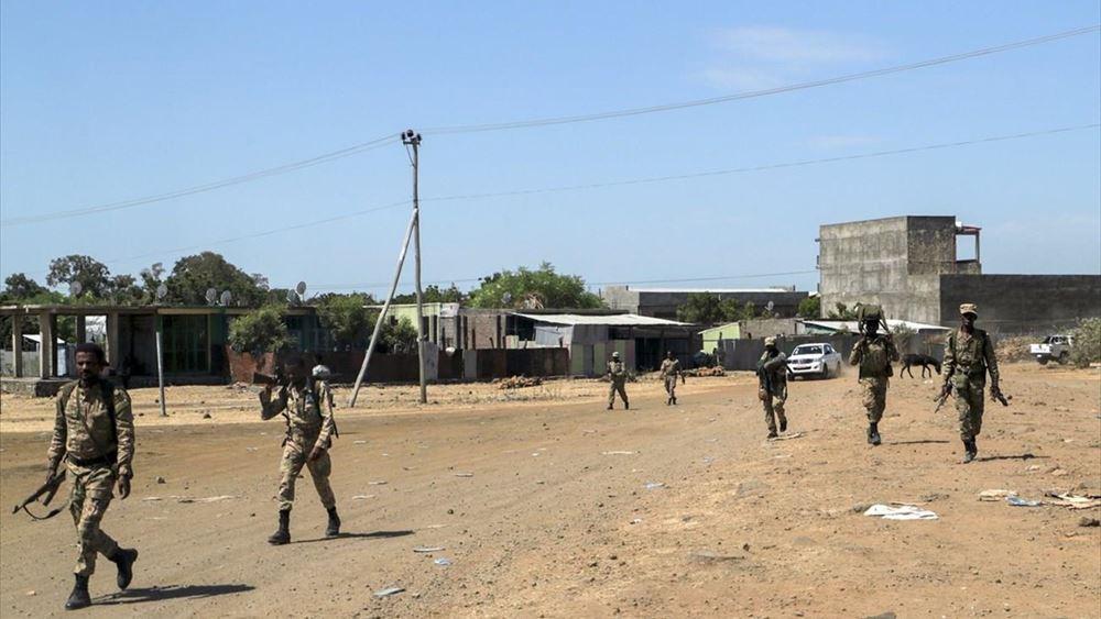"""Αιθιοπία: Τα ηγετικά στελέχη της επαρχία Τιγκράι """"στο στόχαστρο"""" του ομοσπονδιακού στρατού"""