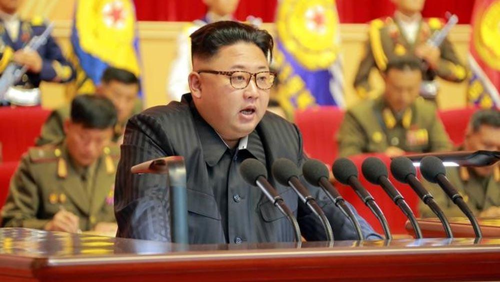 Εντοπίστηκε το ειδικό τρένο του Βορειοκορεάτη ηγέτη Κιμ Γιονγκ Ουν