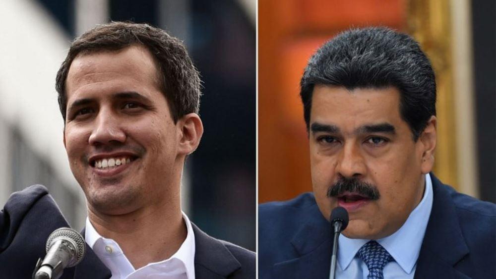 ΗΠΑ: Ομοσπονδιακοί πράκτορες συνέλαβαν τους ακτιβιστές που είχαν κάνει κατάληψη στην πρεσβεία της Βενεζουέλας