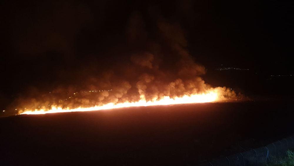 Πυρκαγιές στο Ισραήλ, χιλιάδες άνθρωποι εγκατέλειψαν τις εστίες τους